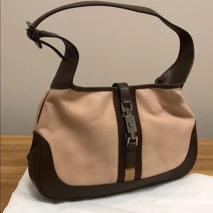 Vintage Gucci Jackie Hobo Bag